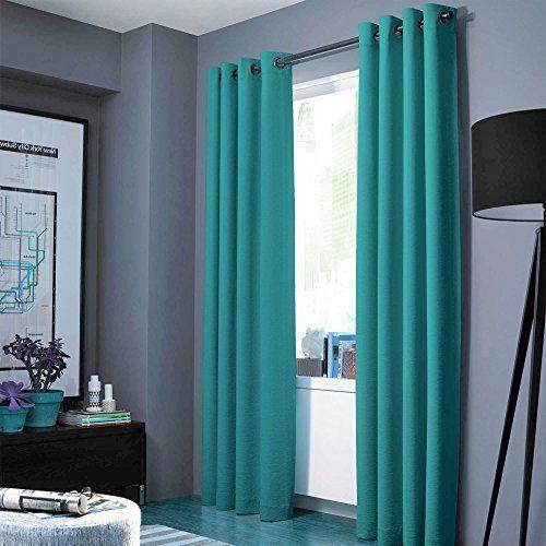 30310e3ab7ad0fcf43a3c42652f457ff - Better Homes And Gardens Basketweave Curtain Panel Aqua