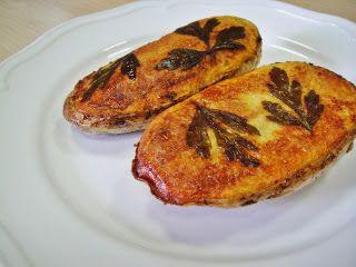 Roast Parsley Potato Halves