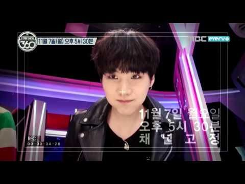 Suga ❤ BTS will be on Star Show 360 (preview for next week) #BTS #방탄소년단