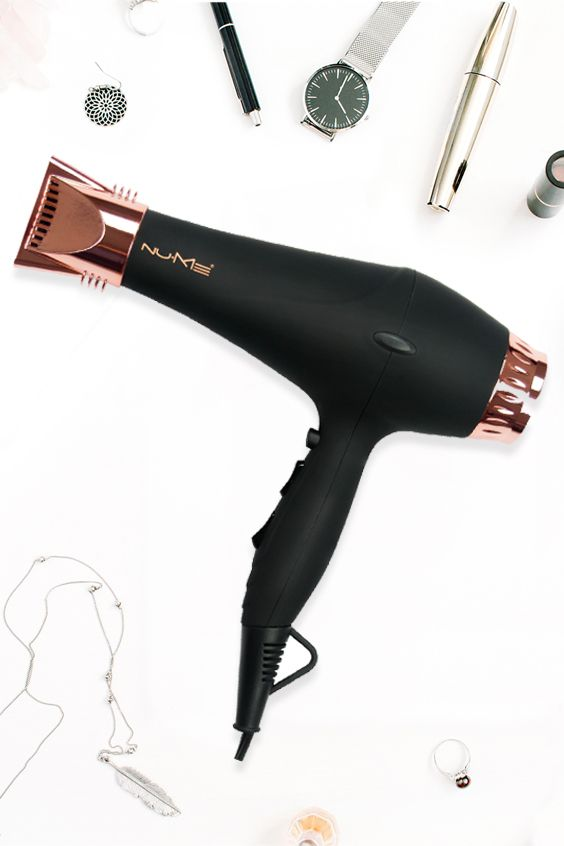 This hair dryer is the holy grail of styling tools. #ad