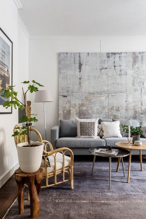 Cozy Scandinavian Living Room Designs With Images Living Room