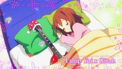 AHAHAHA YES YES OMG.  Right after YuiAzu tHIS IS 100% OTP