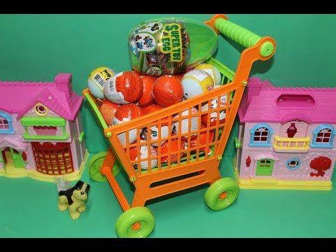 9 Surprise 3 Kinder Joy 3 Kinder Surprise 1 Big Surprise 2 Ball Best Kids Toys Kids Toys Toys