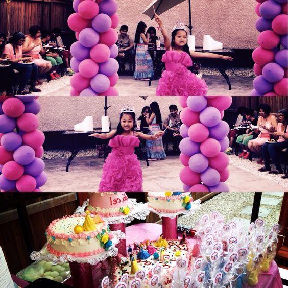 Princess party   Princess party ideas   Pinterest ...
