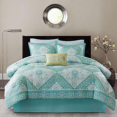 jcp | Madison Park Essentials Brooke Comforter & Sheet Set