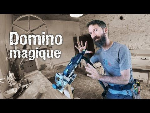 Easy Domino Enhancement For Miter Joint Astuces Les Coupes Atelier Bois