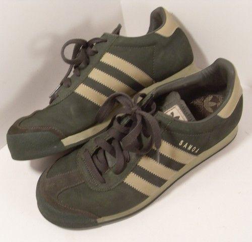 competitive price b3dbe b64a0 green samoa adidas
