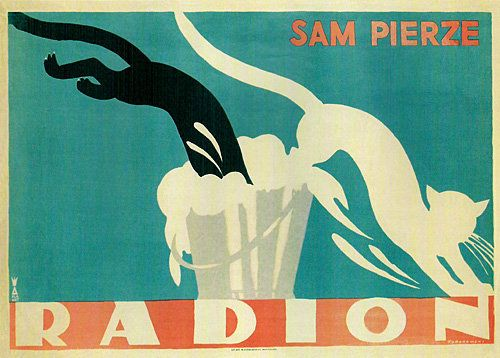 "Radion ""It washes by itself"" (1926)"