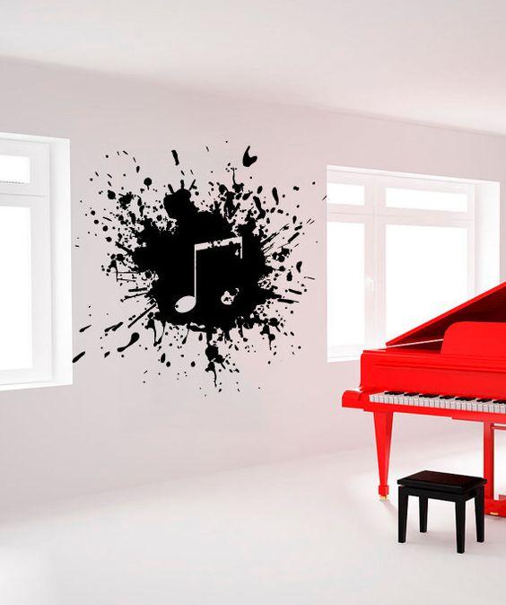 Wall Decor Stickers Pinterest : Wall decal vinyl sticker decals art decor by