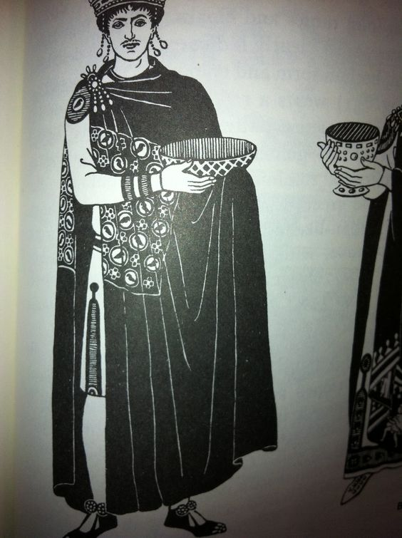 (discuss costumes from Egypt or Byzantines Era) essay writing prompts