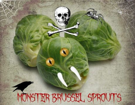 While this post has nothing to do with evil brussel sprouts, it's  *chock-full of goodies* - like my personal Tonight Show of what's helped me become a better blogger. Maybe it will help you too? That was the point. You'll want to keep this pinned!