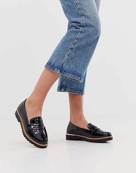 Search Womens Loafers Page 1 Of 4 Asos Patent Loafers Loafers Loafers For Women