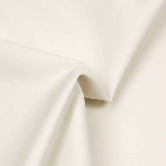 3 Pass Blackout Curtain Lining Fabric Ivory 140cm - Curtain ...