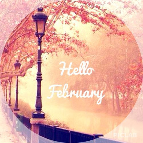 Have a lovely month of February!!!