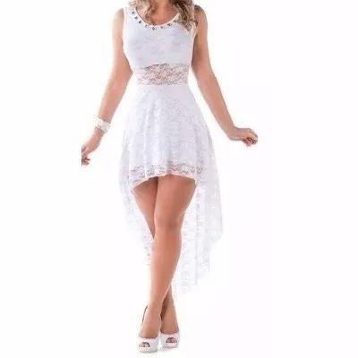 Pague 1 Leve 2 Lindos Vestidos Em Renda E Ainda Ganhe Brinde - R$ 129,90