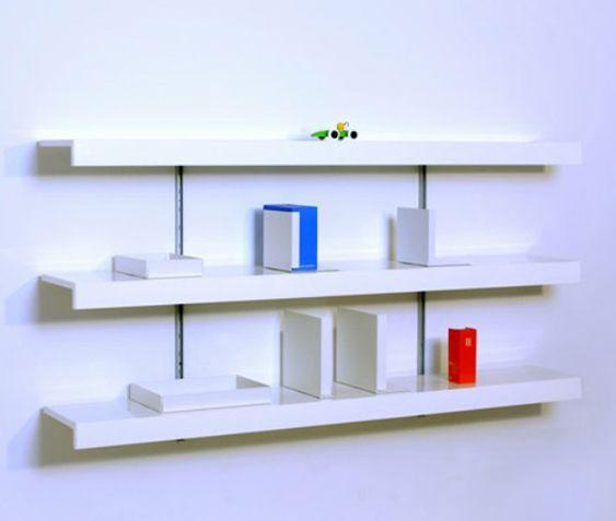 Perfect Modern Shelving] Modern Shelves 198 Best Modern Shelving Images On ..