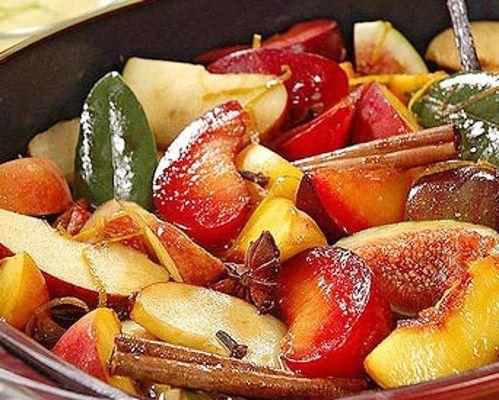 Uma excelente sobremesa ou petisco, em qualquer ocasião, onde também os olhos comem, com esta variedade de cores à mistura com sabores. Bastante sofisticado enquanto salada de fruta. Não deixe …