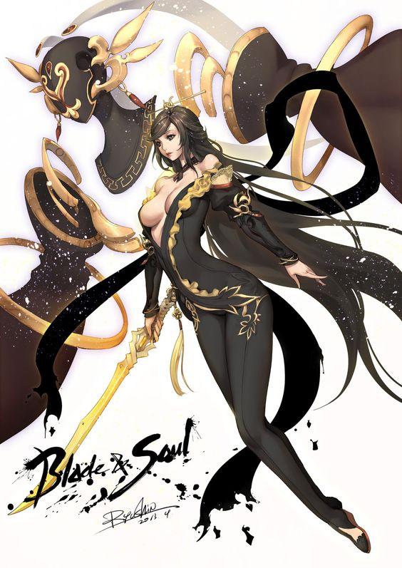 blade&soul doujin-3 by ryushin - liu chen - CGHUB