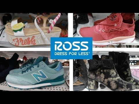 Ross Shoe Shopping Come With Me Youtube Shopping Ross Shoes