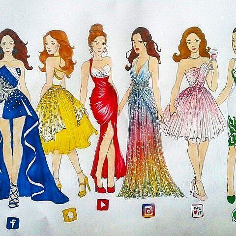 Which is your favorite now follow us dailyart amazing for Amazing drawing websites