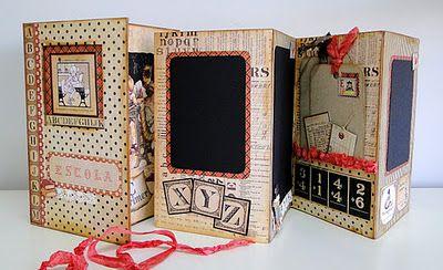 box mini album