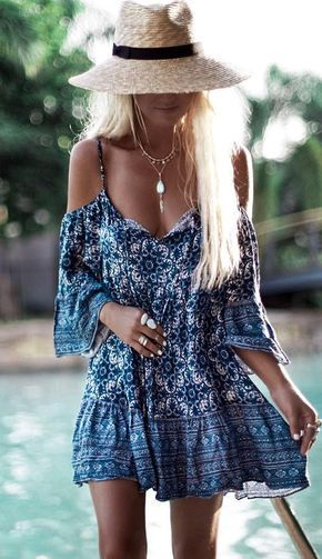 Magical Boho Chic Style Outfit