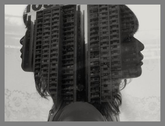 Double Exposure Photos [Photography +Creative]