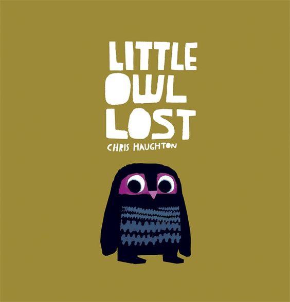 Little Owl Lost Board Book