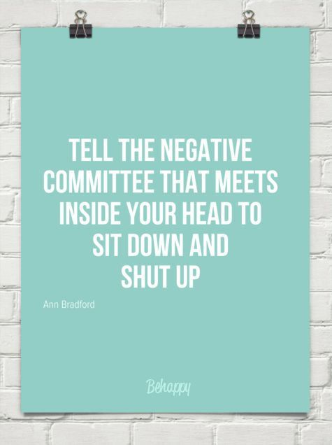 Negative Committee Ann Bradford