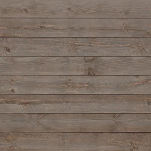 Timberwall Shiplap 12 9 Sq Ft Grey Wood Shiplap Wall Plank Kit At Lowe S Timeless Rabbeted Profile That Allow Ship Lap Walls Wall Plank Kits Wood Shiplap Wall