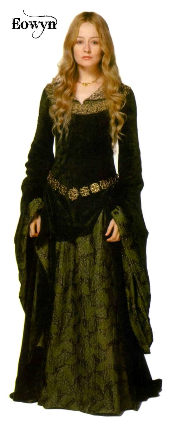 : Arwen and Eowyn dress