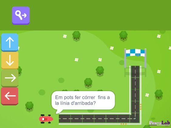 ALGORITMES – App Code Karts