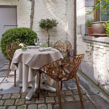 Restaurant La cinquième saison   25 rue de la Coupe, 7000 Mons   Tél. : 00 32 65 72 82 62  www.eating.be/fr/resto/show/la-5eme-saison