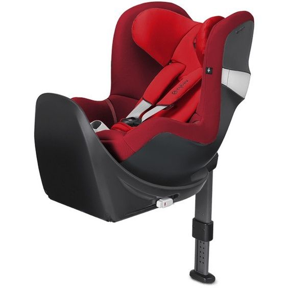 Siège auto Cybex Sirona M 2 Isofix 0 18 kg - Groupe 0 1 dos route et face route Reboard mars red rouge - Collection 2016
