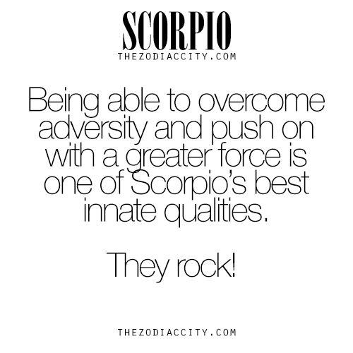 Zodiac Scorpio Facts.