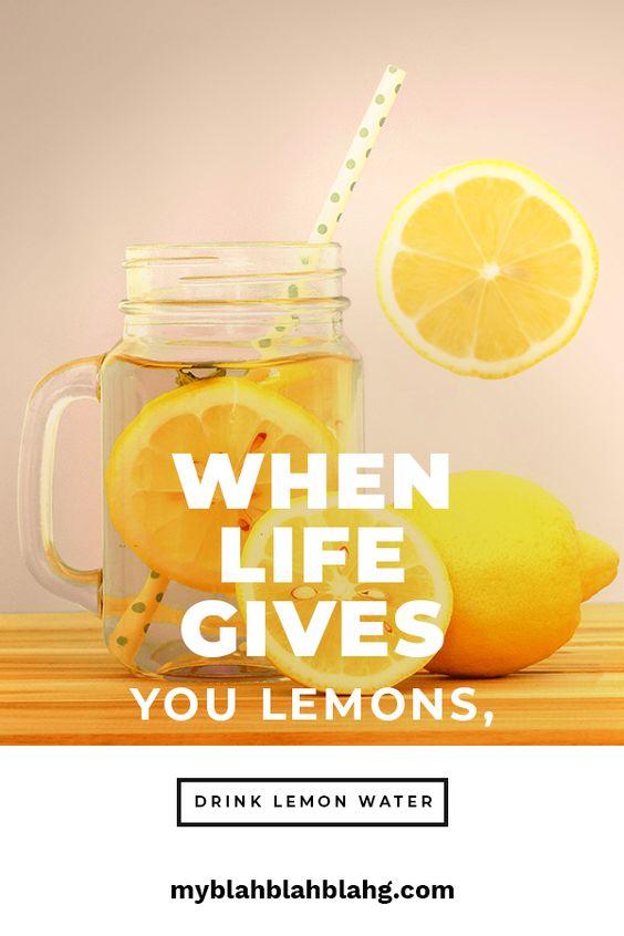 Lemon water benefits 3922