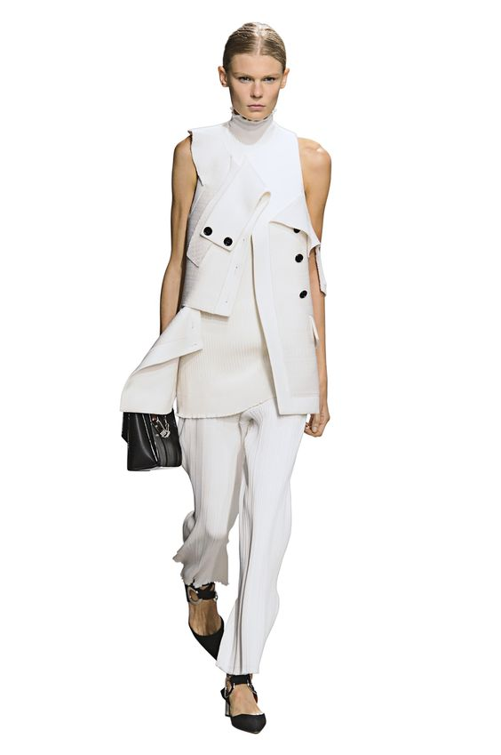 Inspired by Proenza Schouler Spring 2016