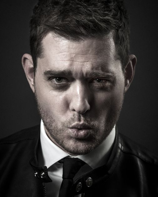 Michael Bublé   Andy Gotts MBE