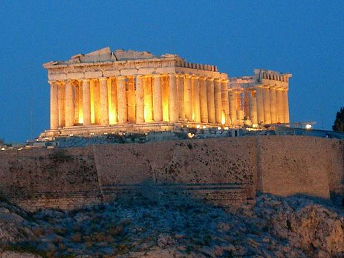 Athens, Greece. Oh yes.