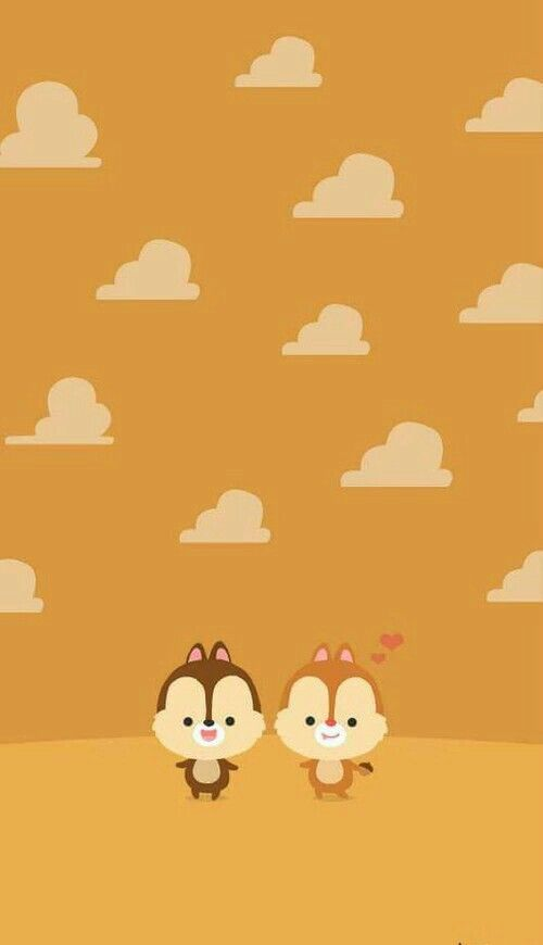 chip and dale wallpaper achtergronden pinterest