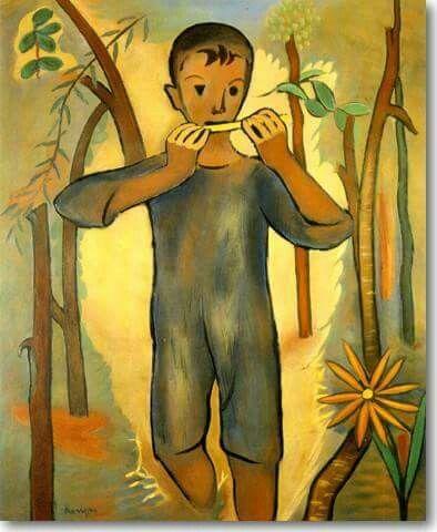 Ορέστης Κανέλλης, Το παιδί με το ηλιοτρόπιο