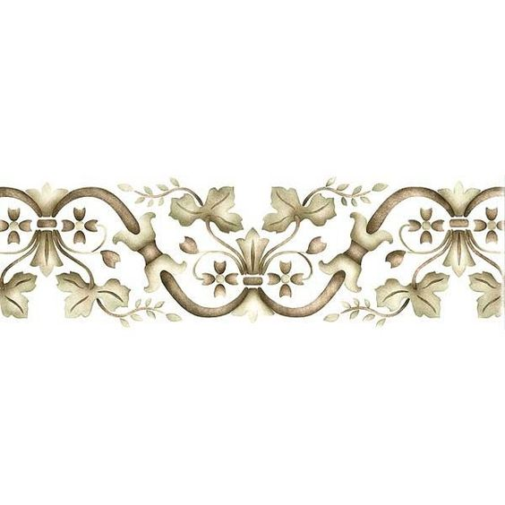 Studios products and classic on pinterest for Classic border design