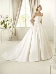 "Pronovias ""In Stock"" Wedding Dress - Style Dalamo"