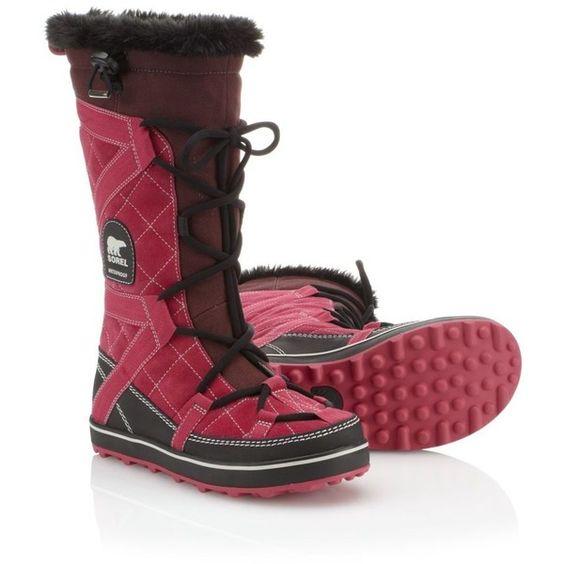 SOREL Women's Glacy Explorer Boot