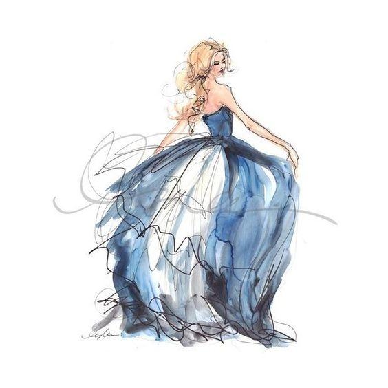 17 Best images about Artinspiration | Blue dresses, Cgi ...