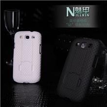Nillkin PU Hard Scrub Charm Armor Series Case Skin For Samsung Galaxy S3 at Elewarehouse.com