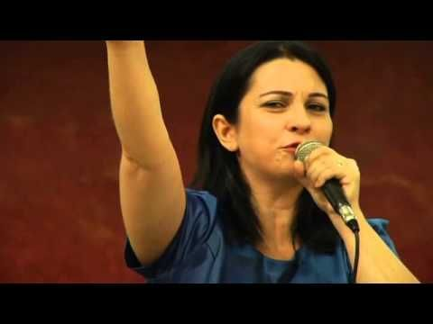 O Blog da Mulher Valorosa: No Vale de Baca - Testemunho de Maristela Amorim