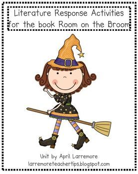 Room On The Broom Small Group Activities