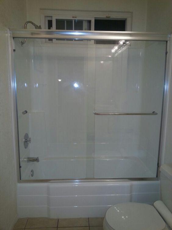 You Saved Money By Reglazing That Fiberglass Tub Shower
