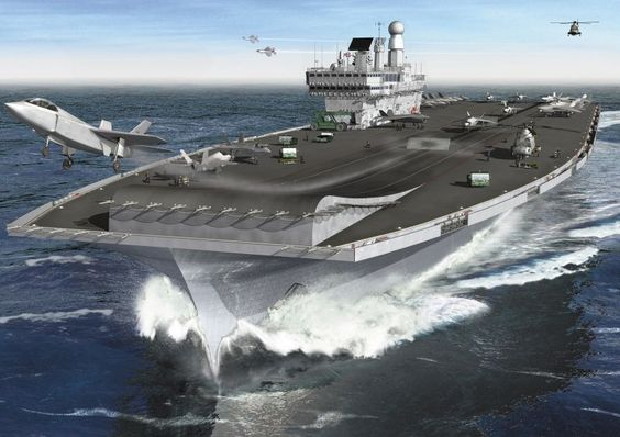 Proposed Aircraft Carriers | Future Aircraft Carrier ...